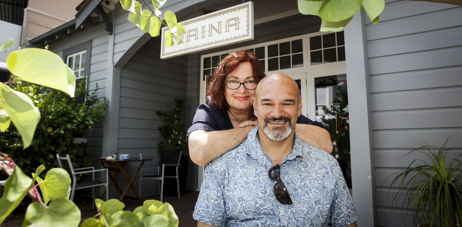 Maina café in Havelock North, owners Stu Best, and Katie Green, Regional Town Café at the 2018 Meadow Fresh New Zealand Café of the Year awards – Lower North Island Region. Havelock North. 24th December 2017 Photographer Paul Taylor Hawke's Bay Today
